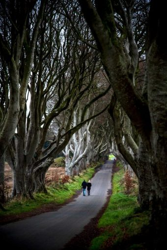 Love shooting stills and video at tourist locations in Northern Ireland. In particular, those that have stories behind them.