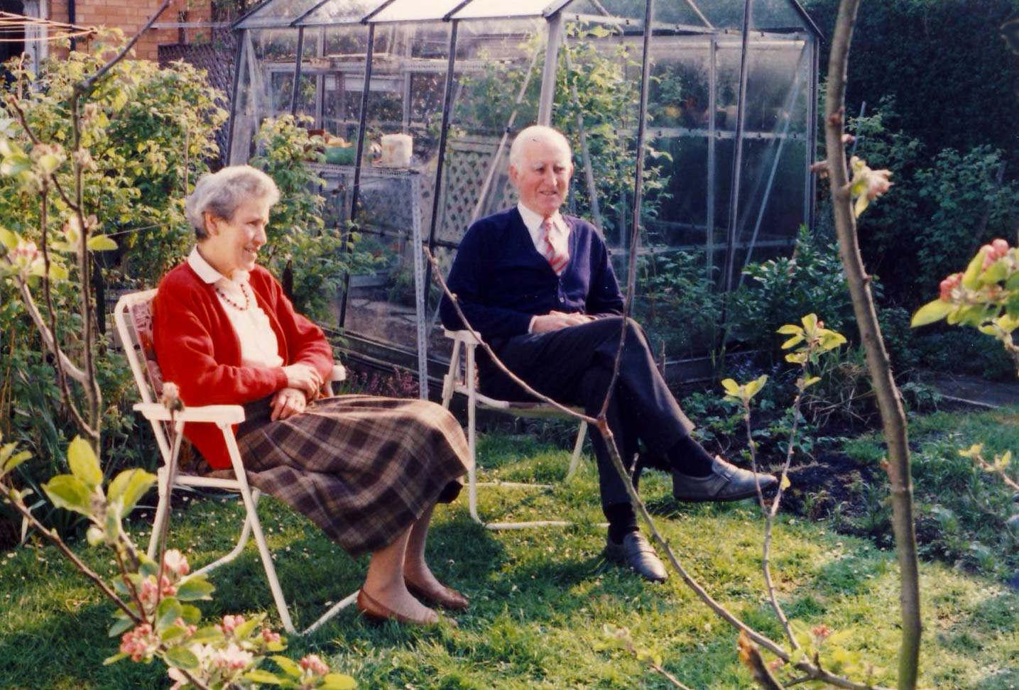 Ray and Kathleen Davey (1989)