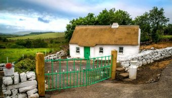 I was privileged to produce the story of Margaret Gallagher and her cottage in Belcoo, Co.Fermanagh, for BBC N Ireland, in the 1990's. Remarkably, it's still as popular in 2021, with more than 2.7 million views on You Tube and over 3500 favourable comments.